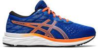 ASICS Gel-Contend 6 hardloopschoenen kobaltblauw/oranje kids