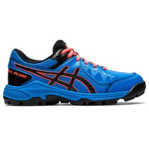 Gel-Peake GS hockeyschoenen kobaltblauw/zwart
