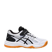 ASICS Upcourt 4 ps Upcourt 4 PS zaalsportschoenen wit/zwart kids, Wit/zwart
