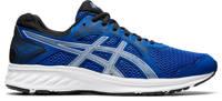 ASICS Jolt 2  hardloopschoenen kobaltblauw/zilver, Kobaltblauw/geel