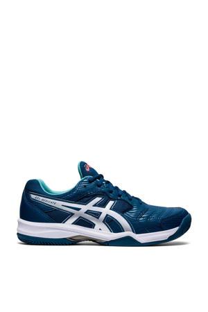 Gel-dedicate 6 Clay tennisschoenen blauw/wit/turquoise