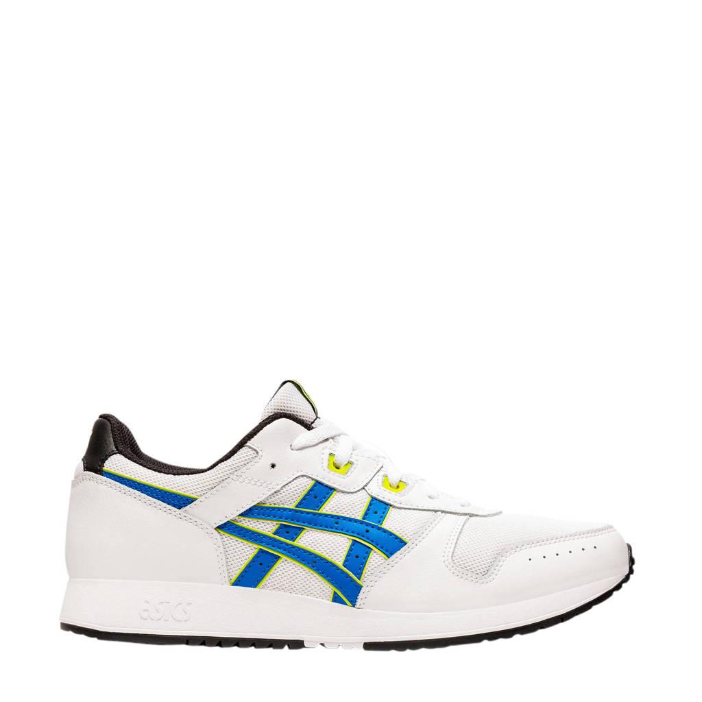 ASICS Lyte Classic  sneakers wit/blauw, Wit/blauw