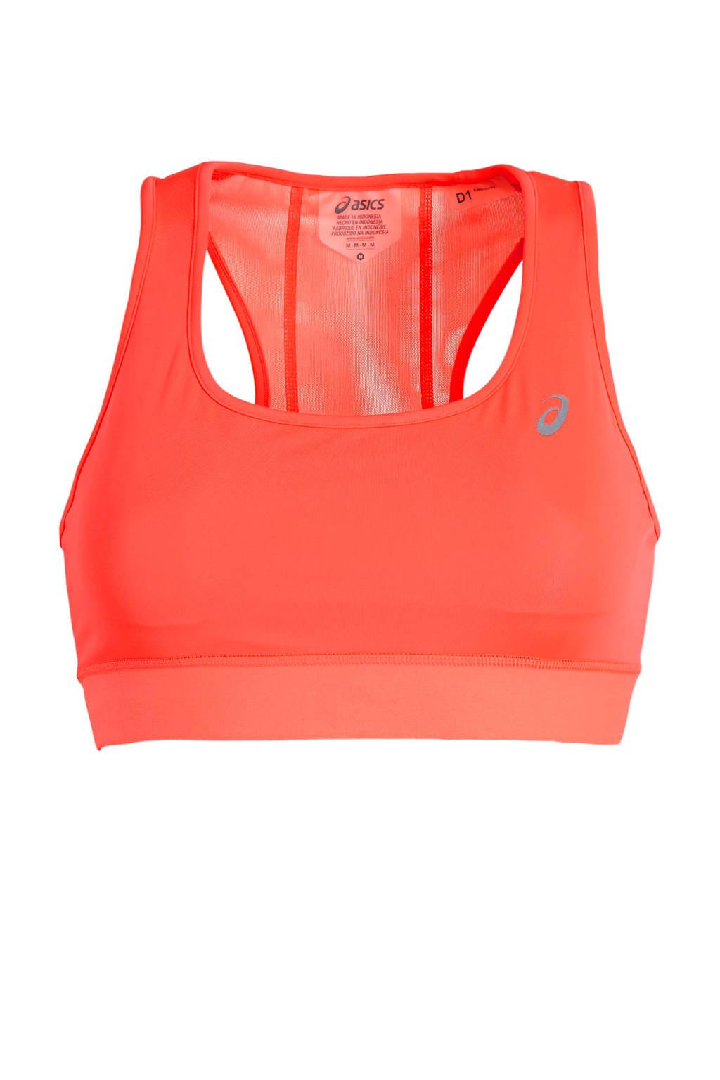 ASICS level 3 sportbh oranje, Oranje