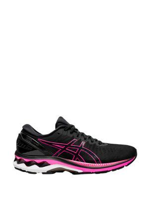 Gel-Kayano 27 hardloopschoenen zwart/roze