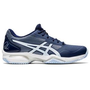 Gel-Lima Paddel 2 tennisschoenen donkerblauw/lichtblauw