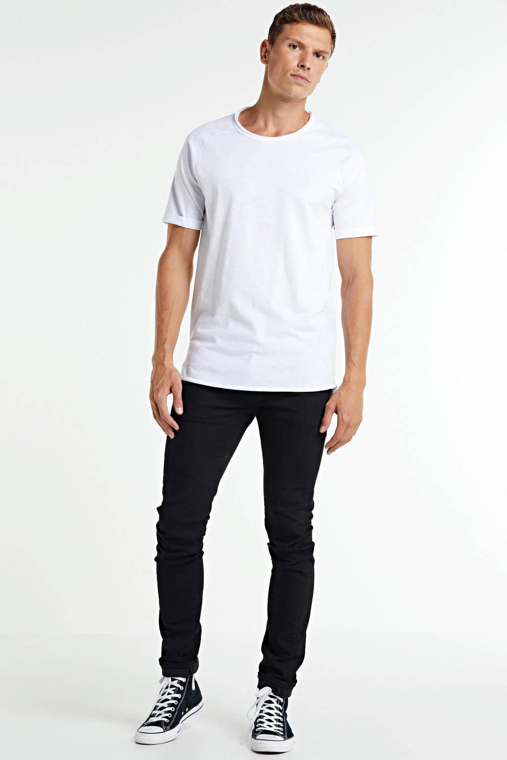 Redefined Rebel T-shirt wit, Wit