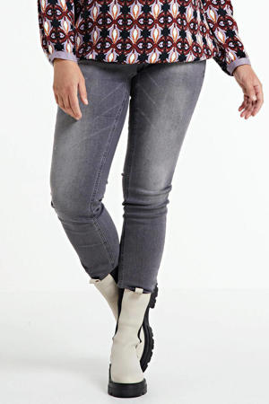 skinny jeans Fiveallica grijs