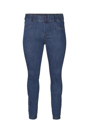 skinny fit legging dark blue denim