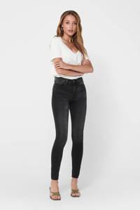 JACQUELINE DE YONG skinny jeans donkergrijs, Donkergrijs