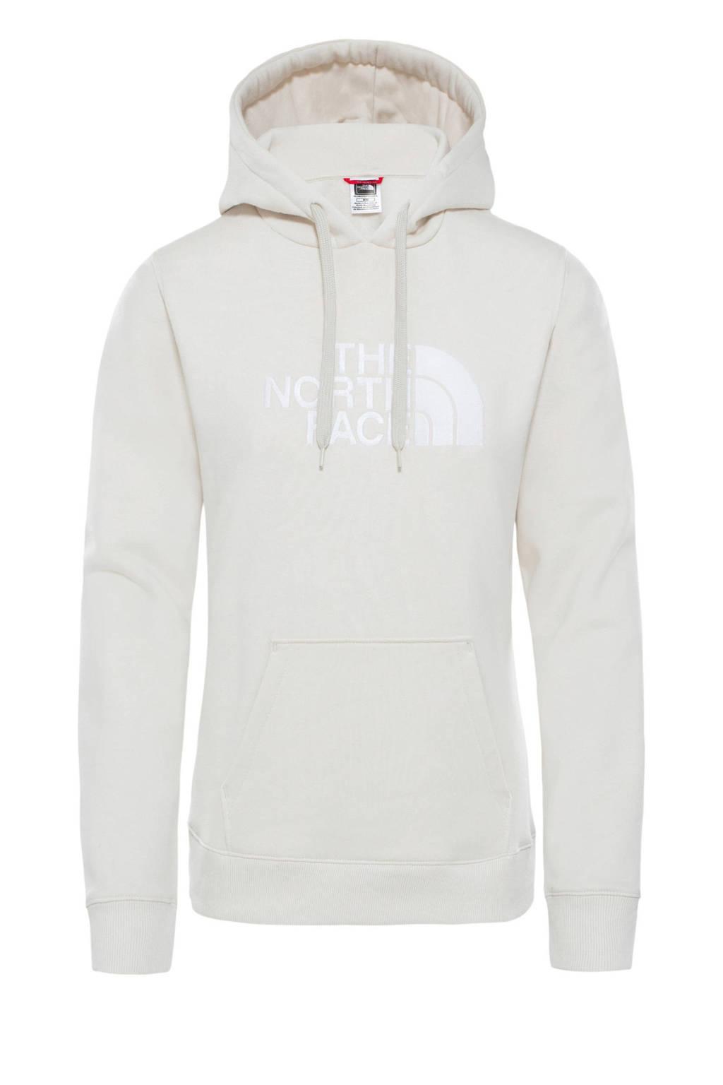 The North Face hoodie ecru, Ecru