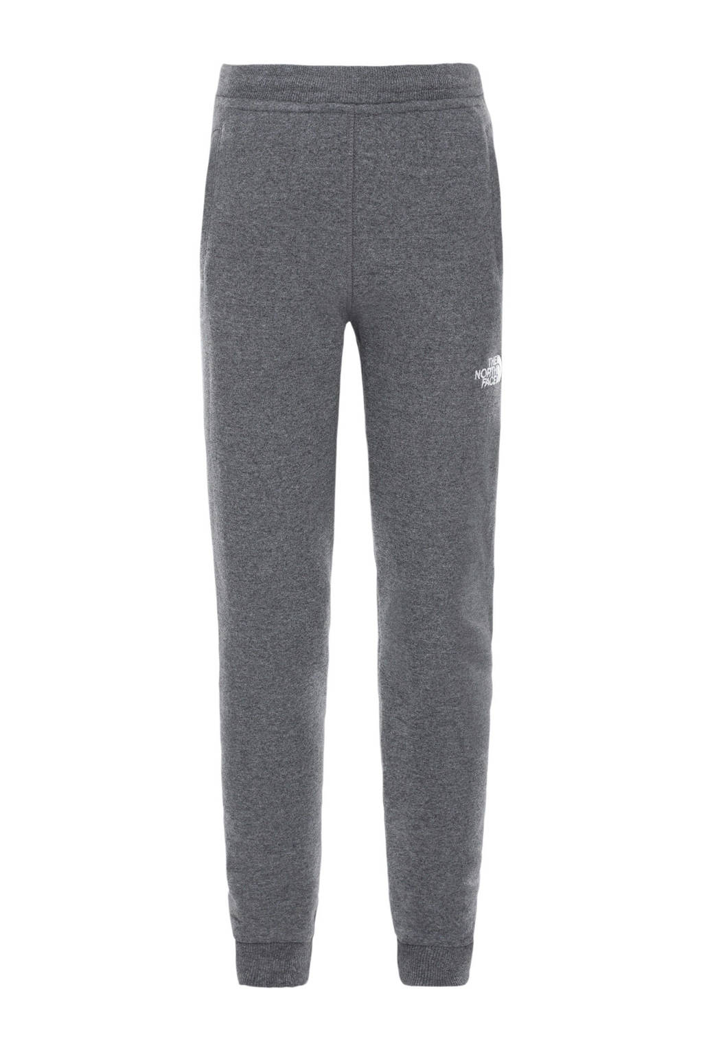 The North Face joggingbroek grijs melange, Grijs melange