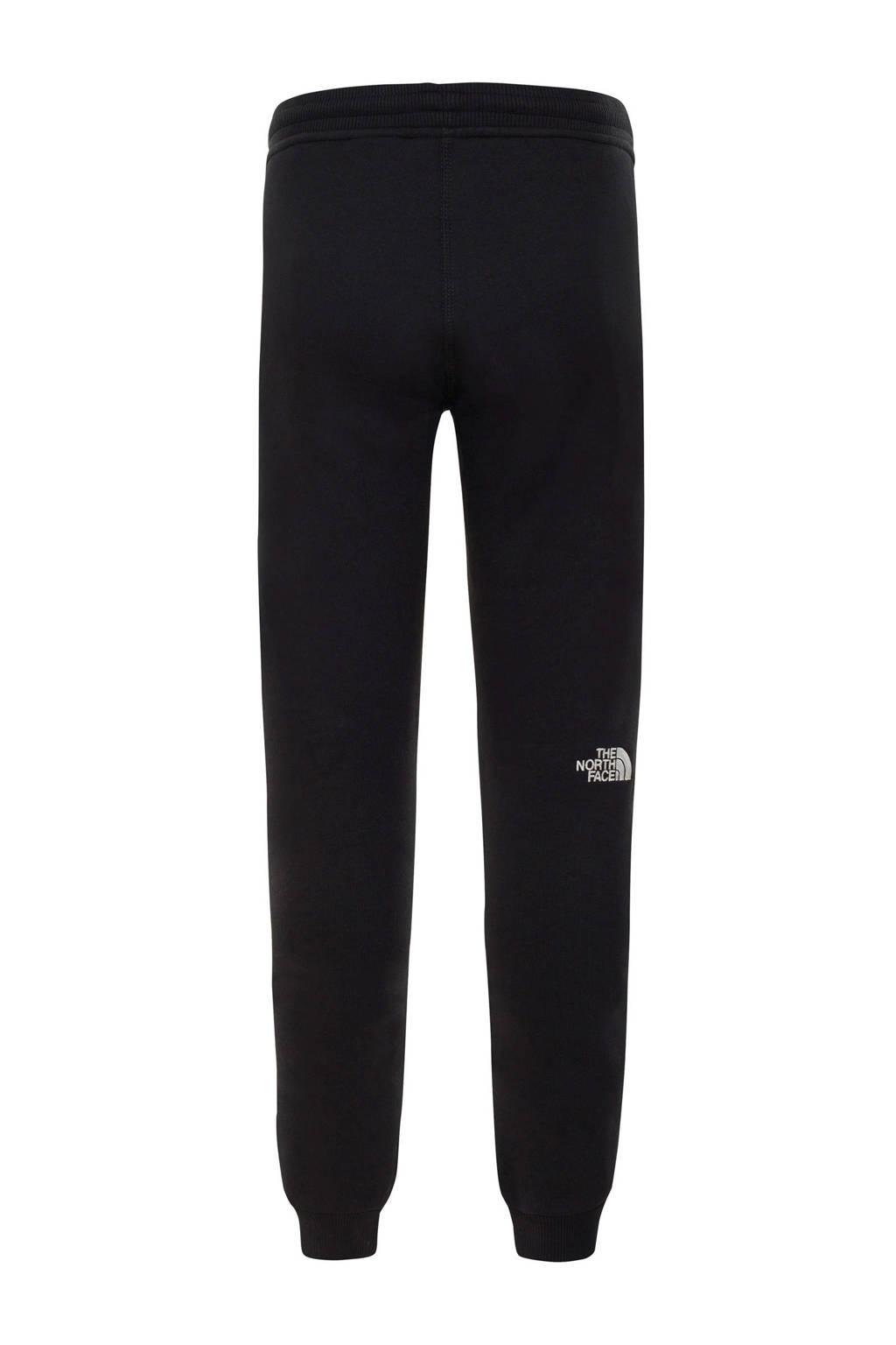 The North Face joggingbroek grijs melange, Zwart