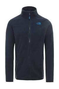 The North Face fleece vest donkerblauw, Donkerblauw