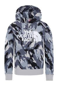 The North Face hoodie grijs/zwart, Grijs/zwart