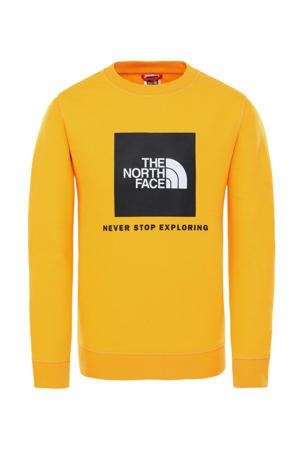 sweater geel