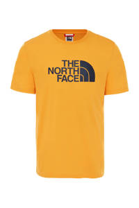 The North Face T-shirt geel, Geel