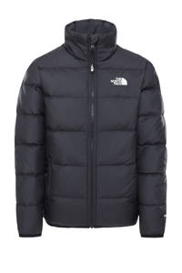 The North Face reversible jas Andes zwart, Zwart