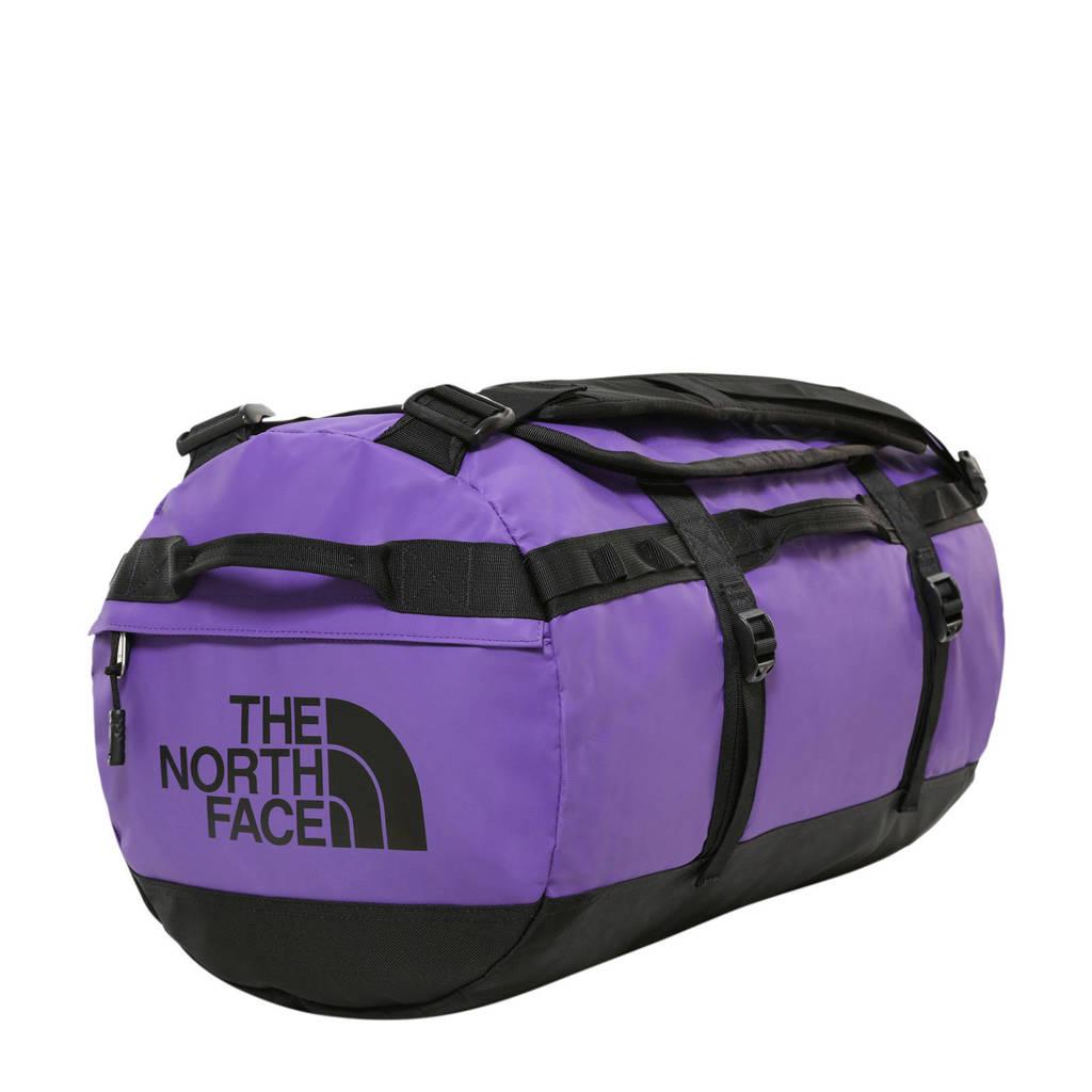 The North Face  reistas Base Camp Duffel - S paars/zwart, Paars/zwart