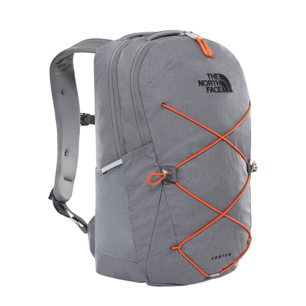 The North Face   rugzak Jester grijs, Grijs