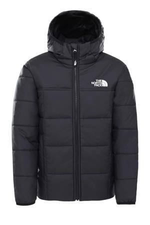 reversible jas Peritto zwart