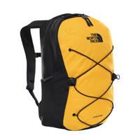 The North Face   rugzak Jester geel/zwart, Geel/zwart