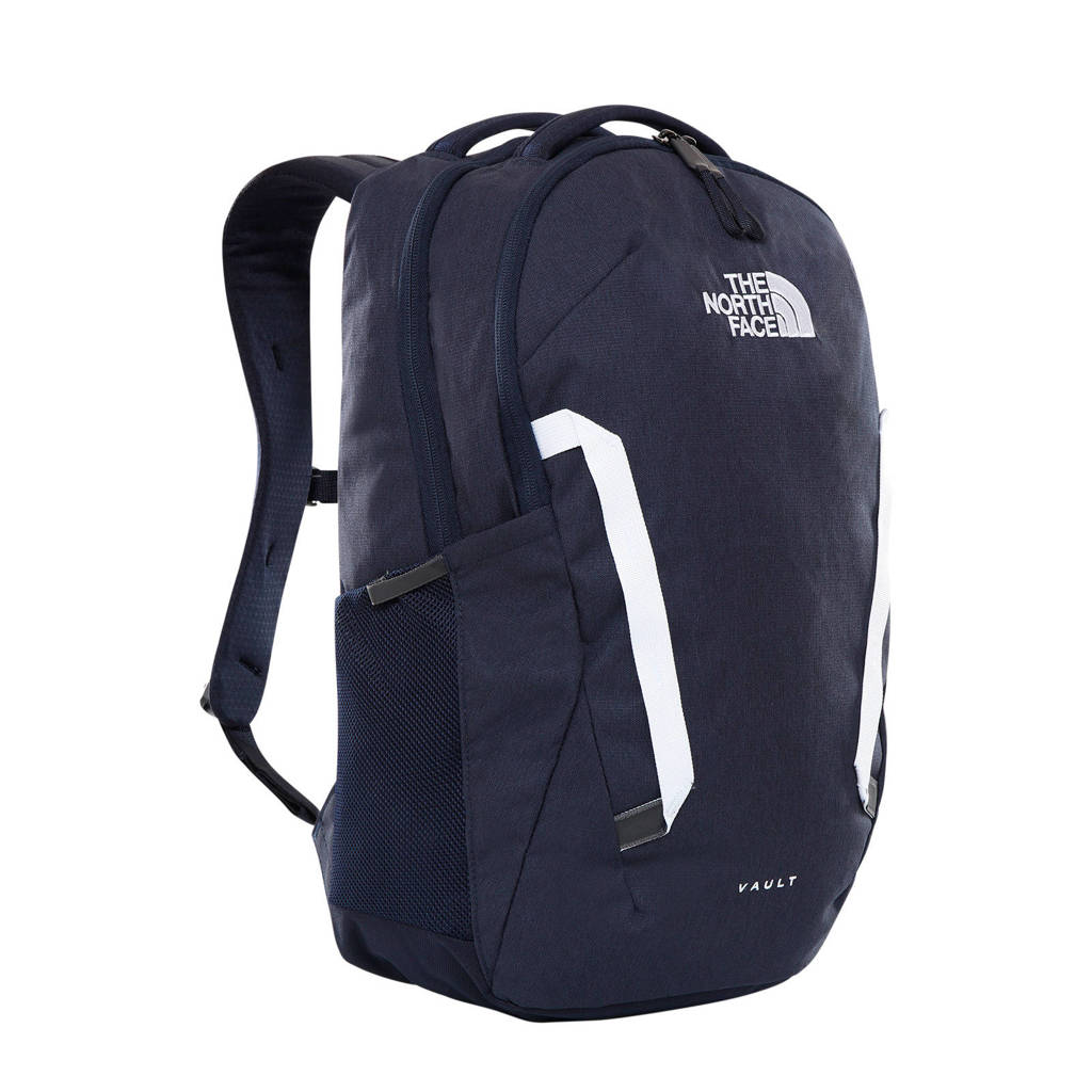 The North Face   rugzak donkerblauw/wit, Donkerblauw/wit
