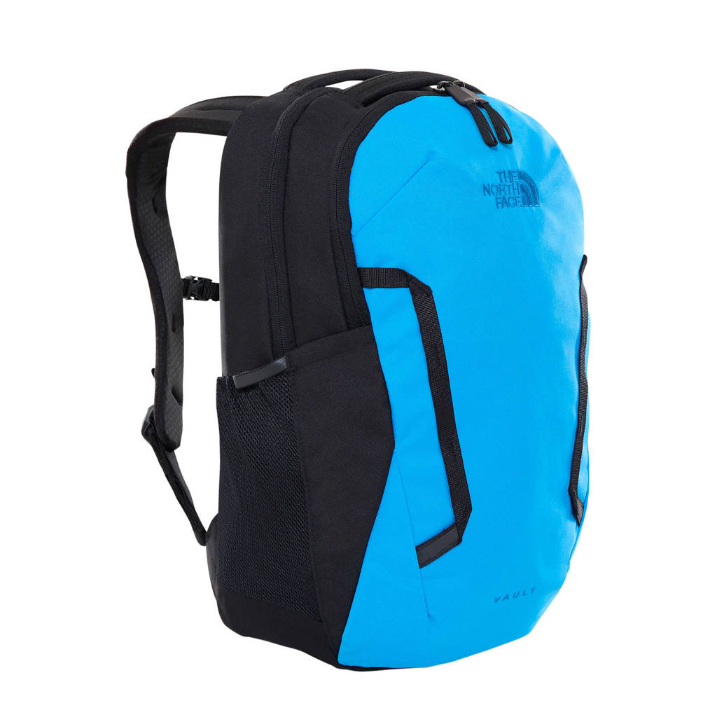The North Face   rugzak kobaltblauw/zwawrt, Kobaltblauw/zwart