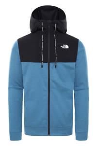 The North Face vest blauw/zwart, Blauw/zwart