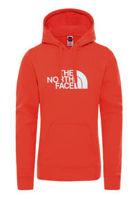 The North Face hoodie rood, Rood