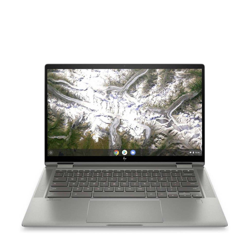 HP 14C-CA0001ND 14 inch Full HD chromebook, Zilver