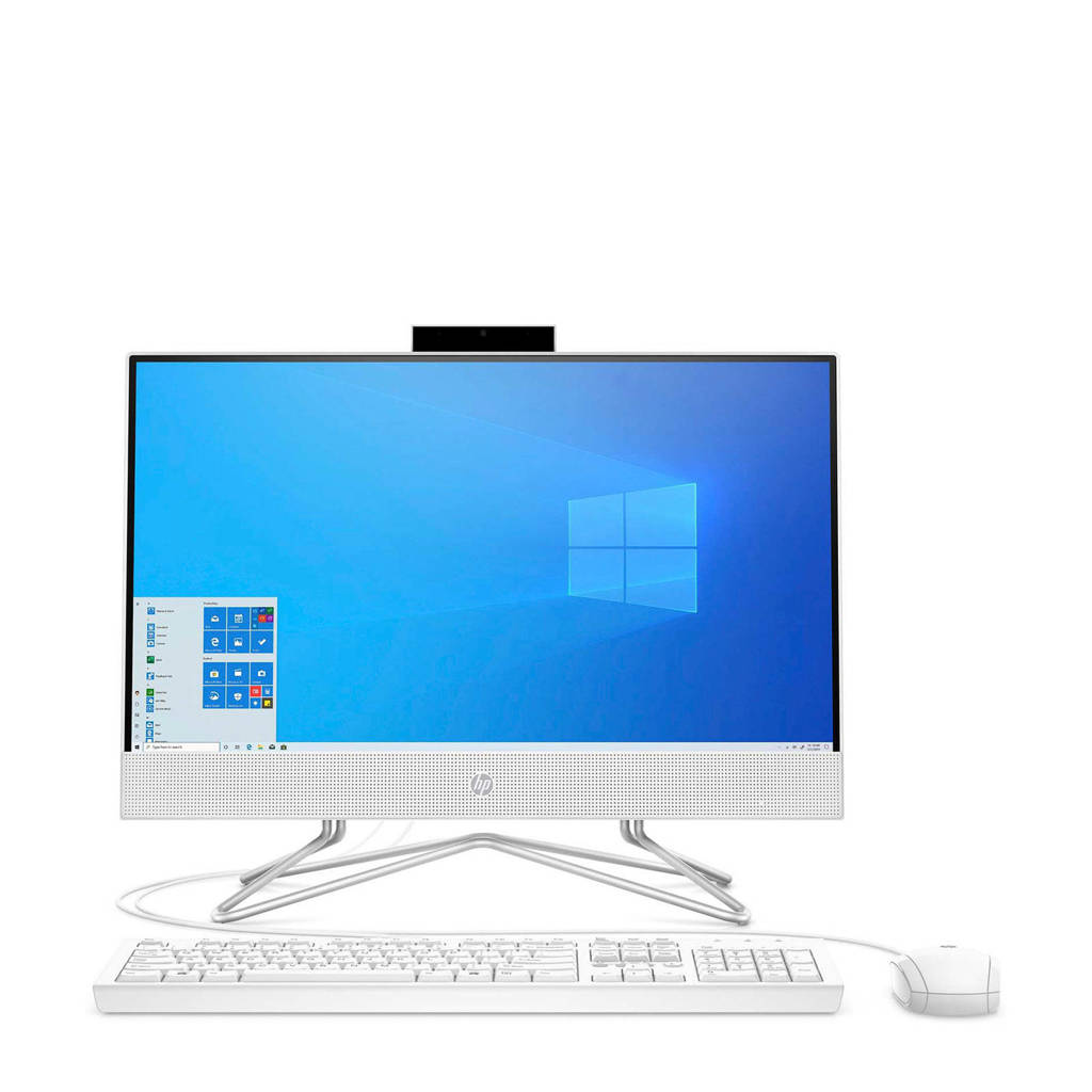 HP 22-DF0002ND all-in-one computer, Wit