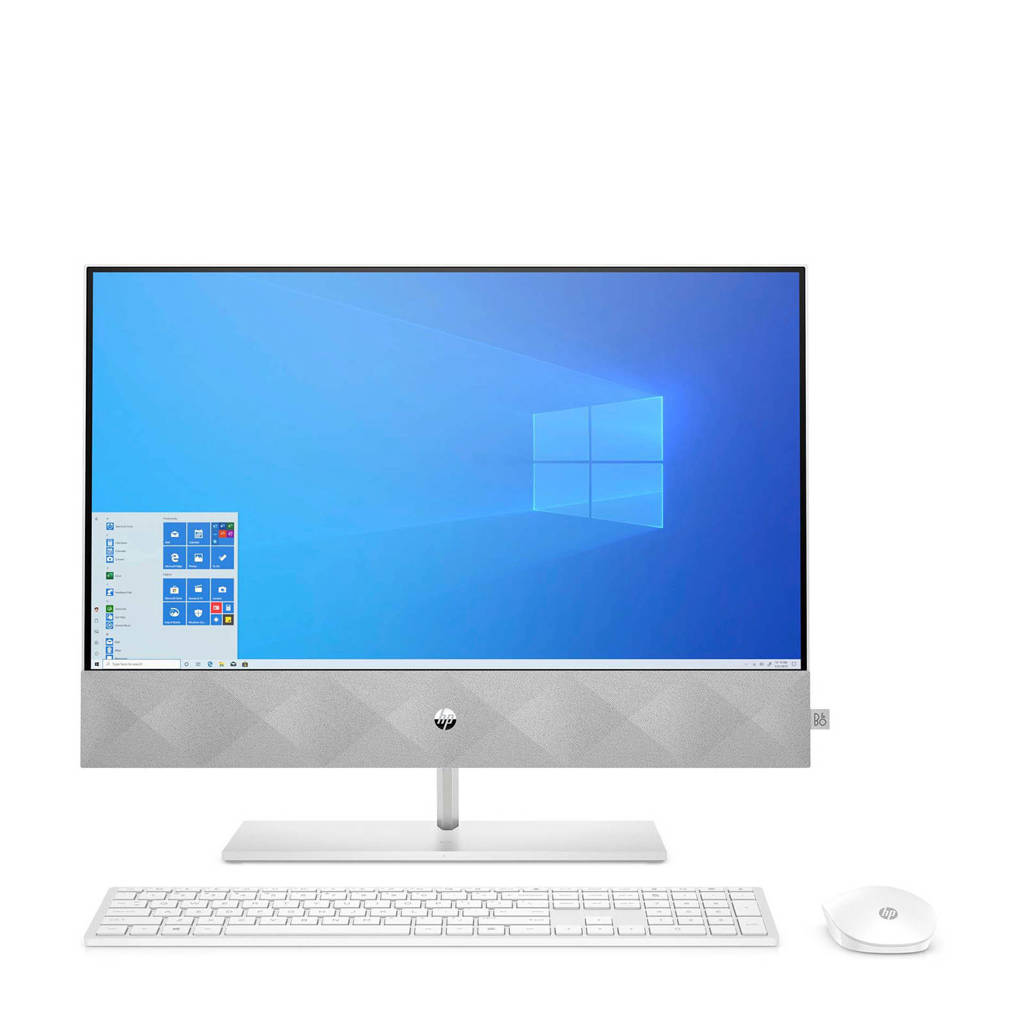 HP 24-K0004ND all-in-one computer, Wit