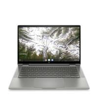 HP 14C-CA0003ND 14 inch Full HD chromebook, Zilver