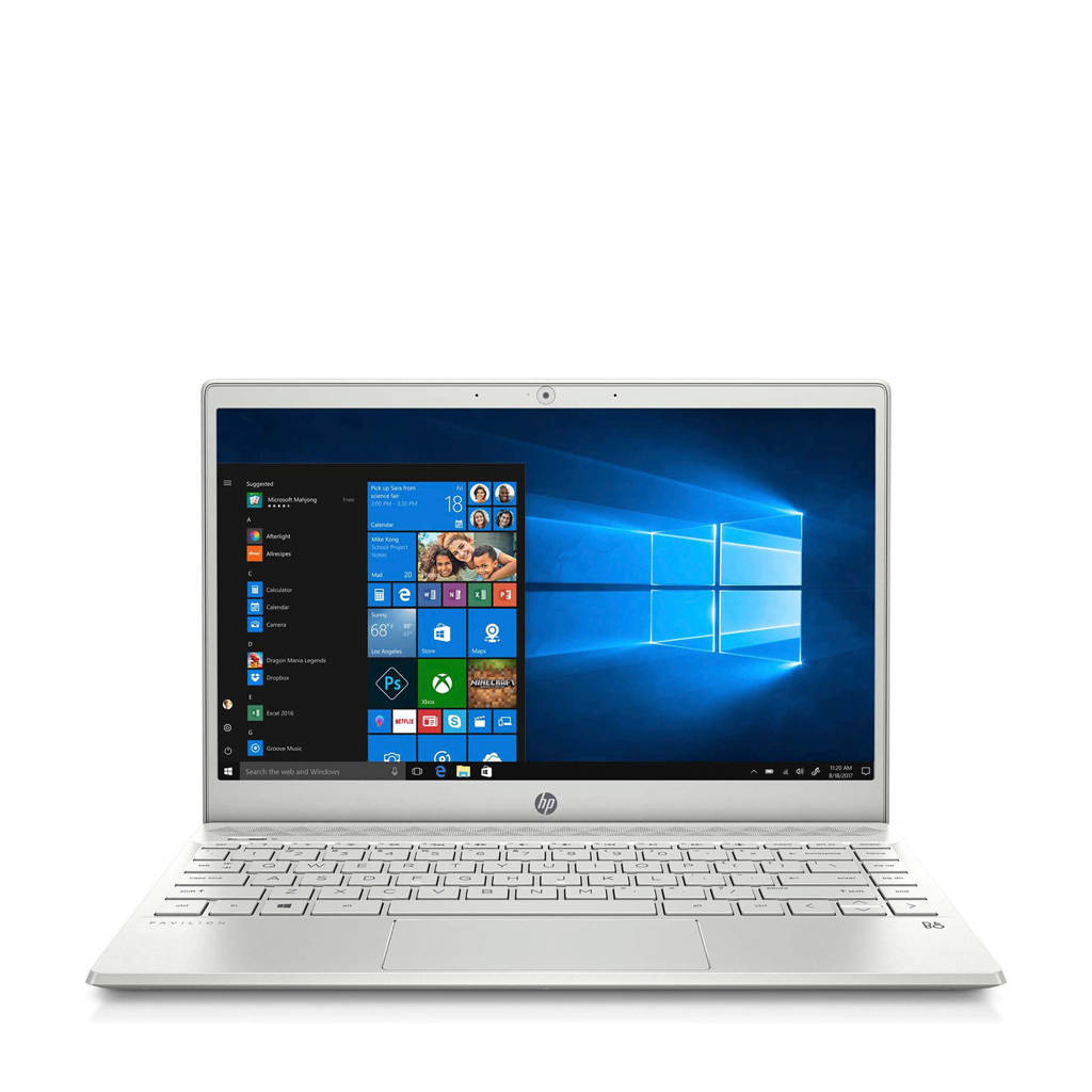 HP 13-AN1250ND 13.3 inch Full HD laptop, Zilver