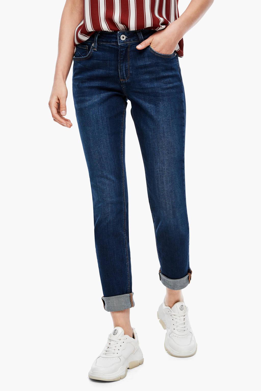 Q/S designed by slim fit jeans marine, Marine