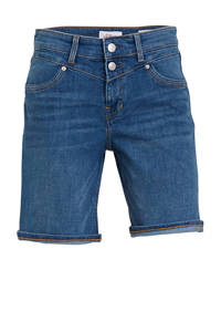 s.Oliver loose fit bermuda light denim, Light denim