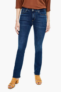 s.Oliver bootcut jeans dark denim, Dark denim