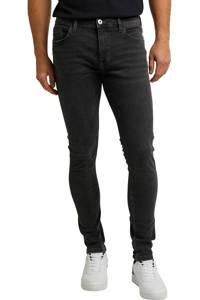 ESPRIT slim fit jeans zwart, Zwart