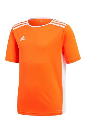 Junior  voetbalshirt oranje