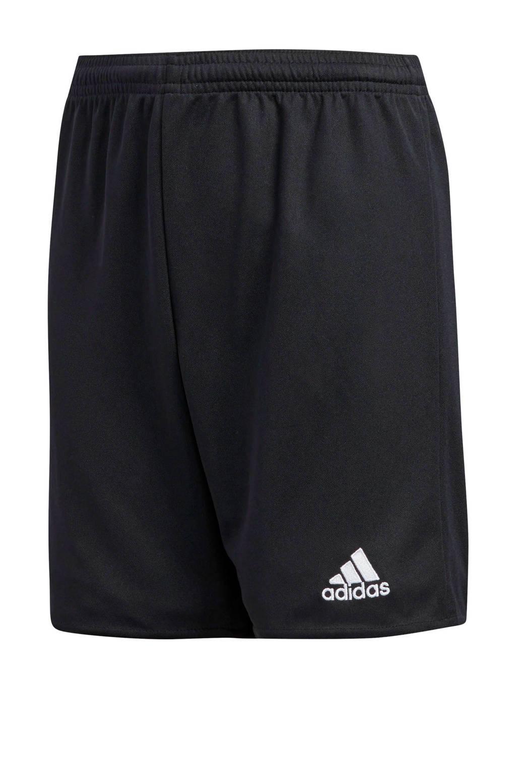 adidas Performance Junior  voetbalshort zwart, Zwart