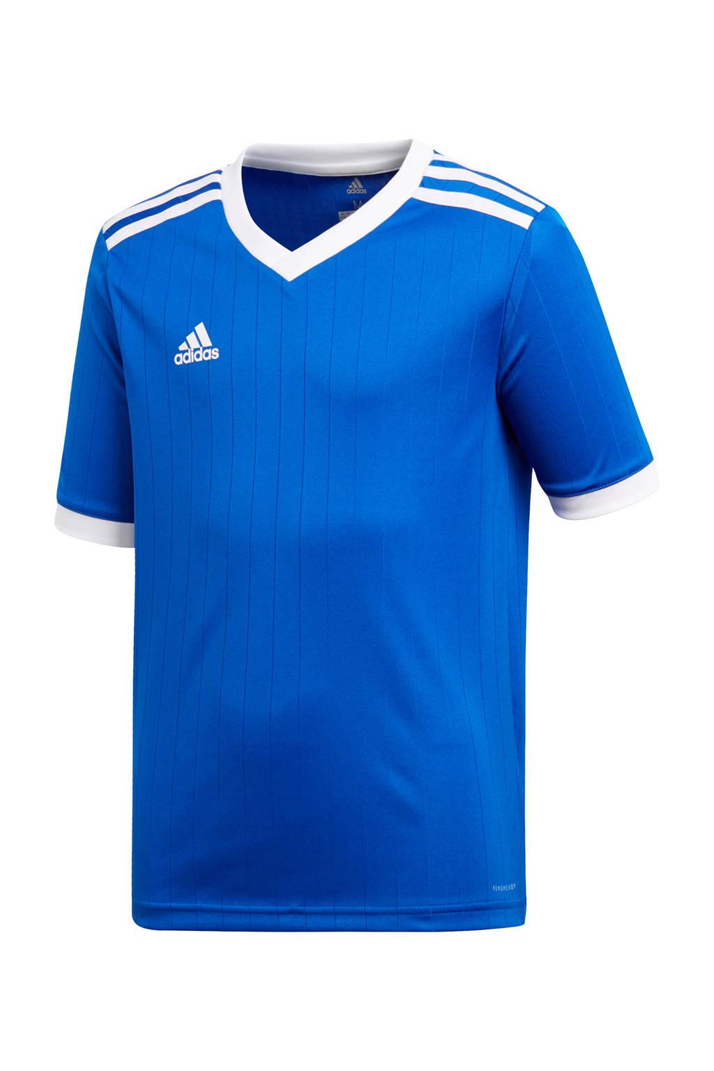 adidas Performance Junior  voetbalshirt blauw, Blauw