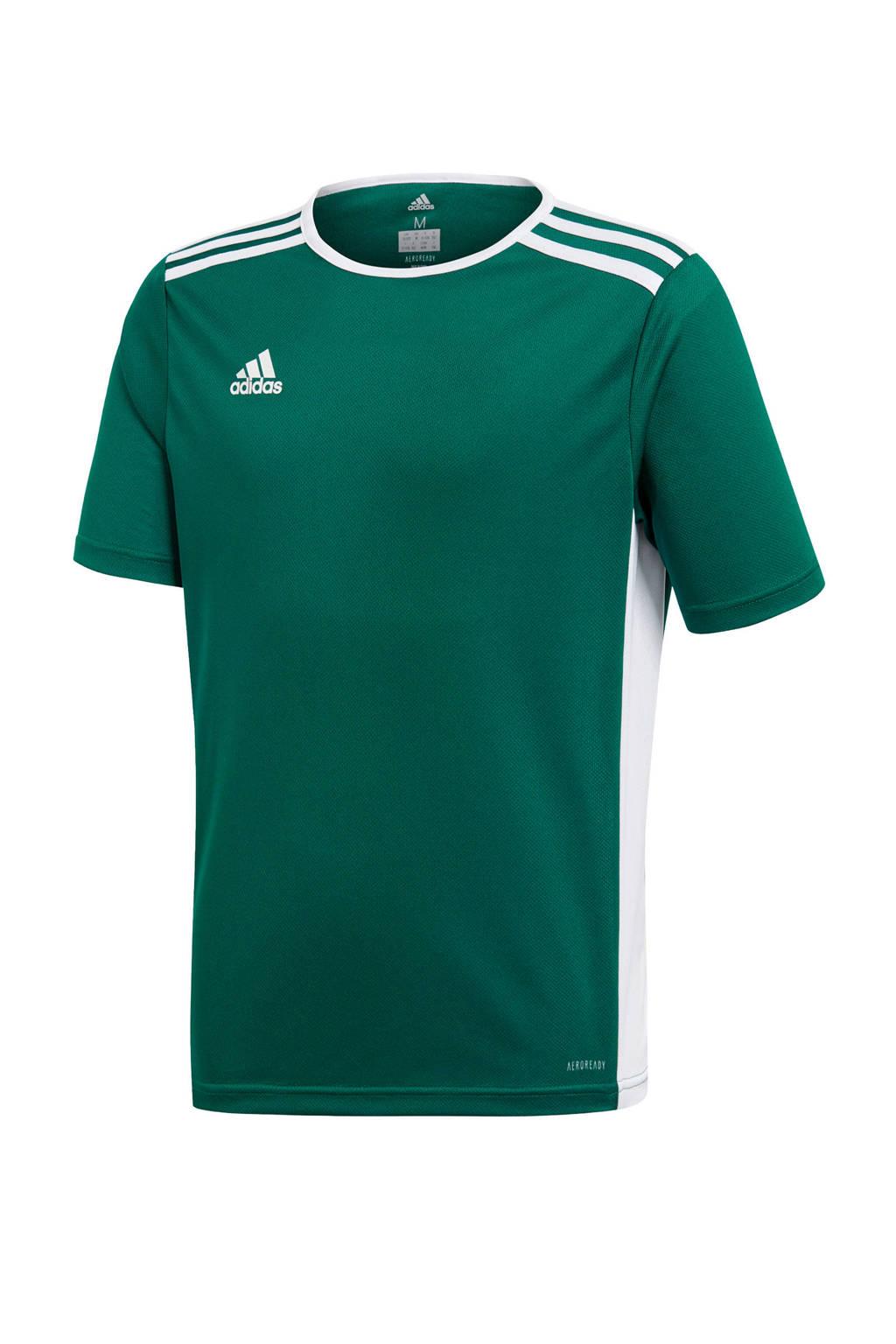 adidas Performance Junior  voetbalshirt groen, Groen