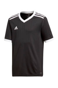 adidas Performance Junior  voetbalshirt zwart, Zwart