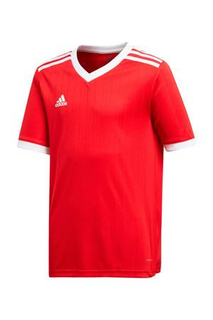 Junior  voetbalshirt rood