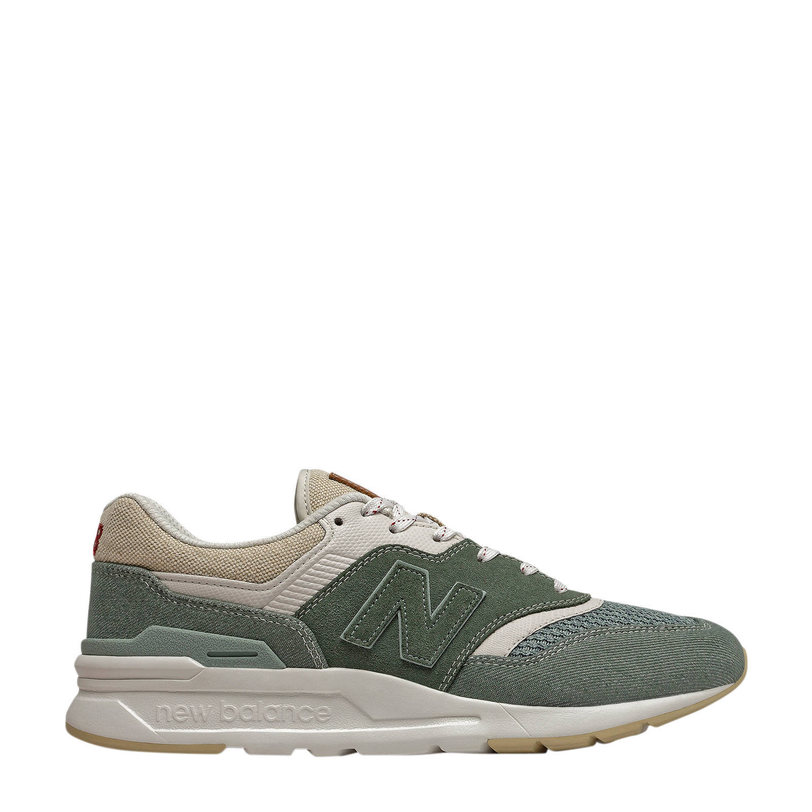 New Balance 997H sneakers kaki/beige | wehkamp