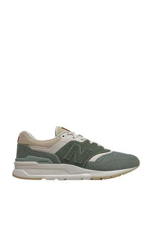 997H  sneakers kaki/beige
