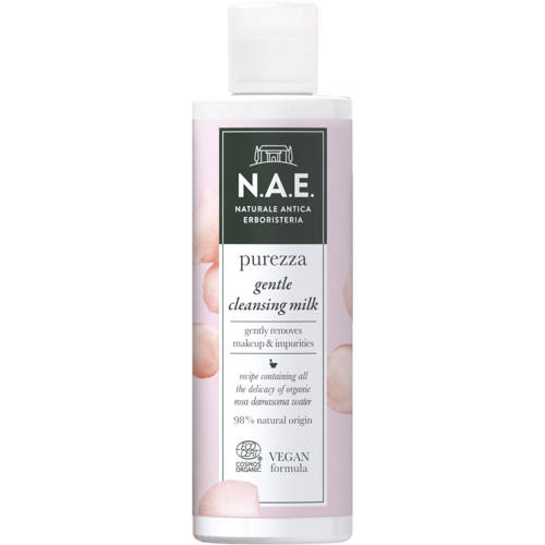 N.A.E. Purezza cleansing milkk - 200 ml