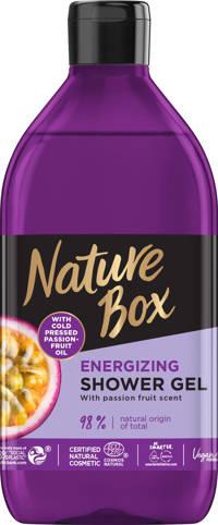 Nature Box Passion Fruit douchegel - 385 ml
