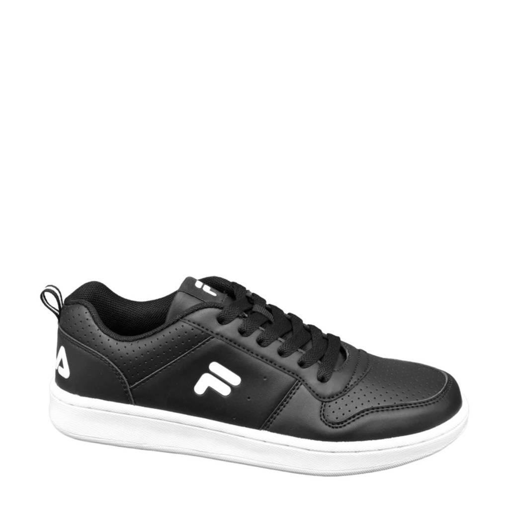 Fila   sneakers zwart, Zwart/wit