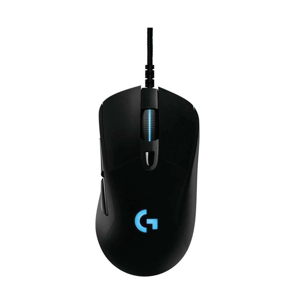 Logitech G403 Hero Gaming muis, Zwart